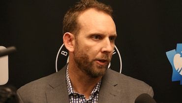 Sean Marks: On Aldridge and More