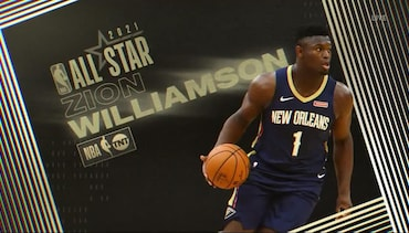 TNT announces Williamson as All-Star