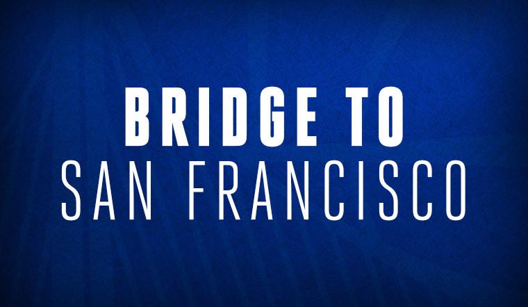 Bridge to San Francisco