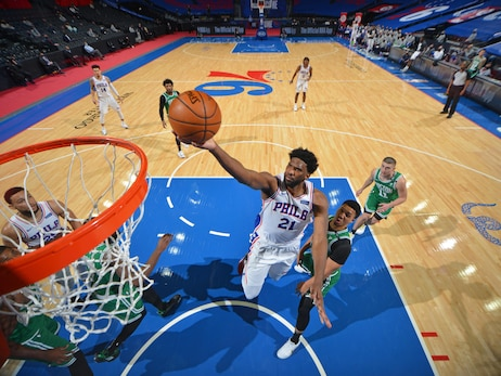 Photos | 76ers vs Celtics (01.20.21)